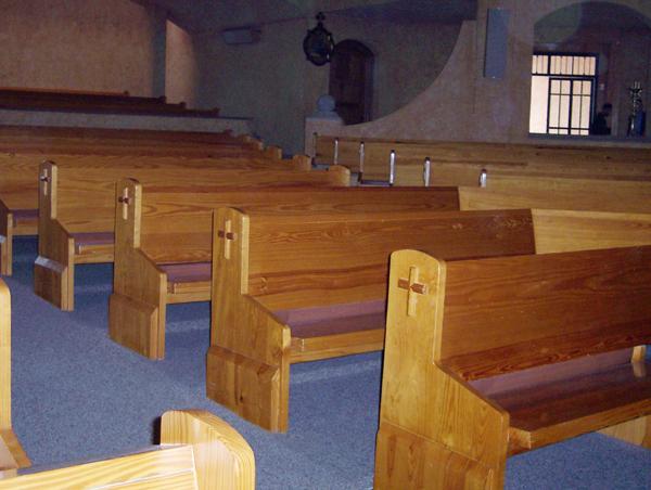 Iglesias for Sillas para iglesias en monterrey