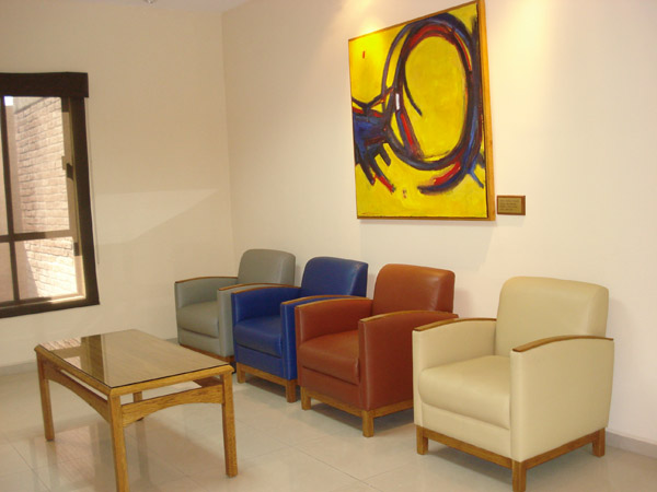 Hospitales for Sillas para iglesias en monterrey